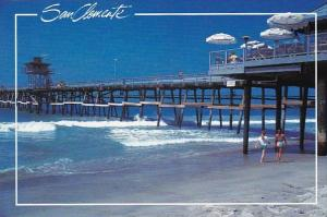 Another Beautiful Day At The Pier San Clemente California