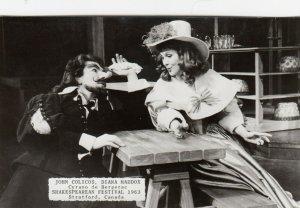 RP: STRATFORD, Ontario, Shakespearean Festival 1963, Cyrano de Bergerac