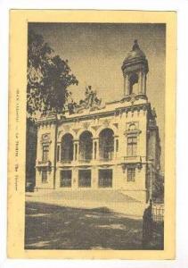 Oran, Algeria, 1910-20s  La Theatre