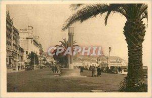 Modern Postcard Images of Gabon Camp in Foret