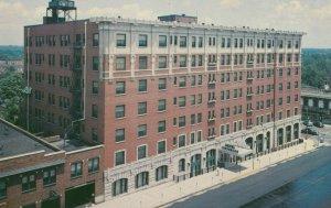 COLUMBIA , South Carolina , 50-60s ; Jefferson Hotel