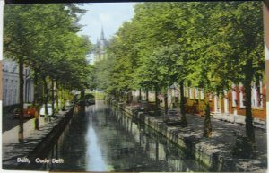 Netherlands Delft Oude Delft - unposted