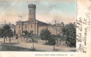 6650  PA Pottsville   Schuylkill County Prison