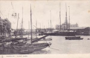 RAMSGATE , Kent , England , PU-1909 ; Yacht Basin