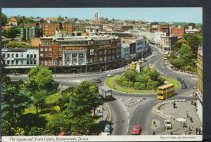 Dorset Postcard - The Square and Town Centre, Bournemouth    T7200