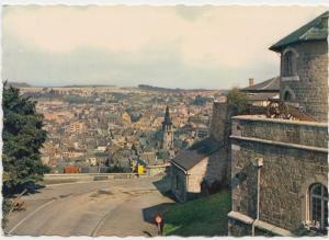 NAMUR, Belgium, Panorama, used Postcard