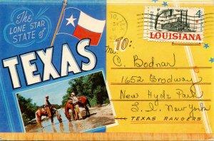 Folder - Texas     14 views + narrative