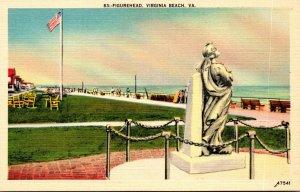 Virginia Virginia Beach The Figurehead