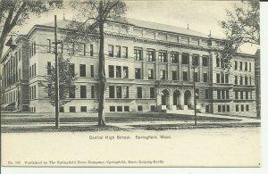Springfield, Mass., Central High School