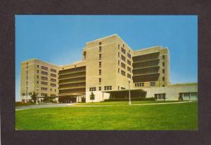 MO University of Missouri Medical Center Hospital Columbia Postcard Ctr