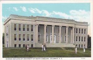 South Carolina Columbia Science Building Of University Of South Carolina