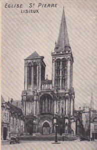 France Lisieux Aglise St Pierre