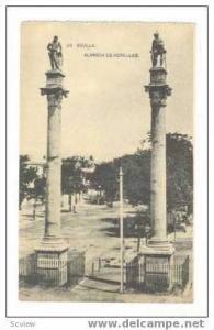 Sevilla, Spain, 00-10s Alameda De Hercules, 00-10s