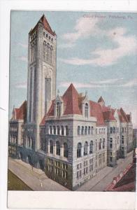 Pennsylvania Pittsburg Court House