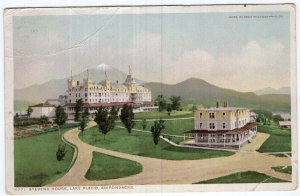 Lake Placid, Adirondacks, Stevens House