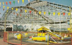 LONG BEACH , California, 40-60s; Nu-Pike Amusement Area