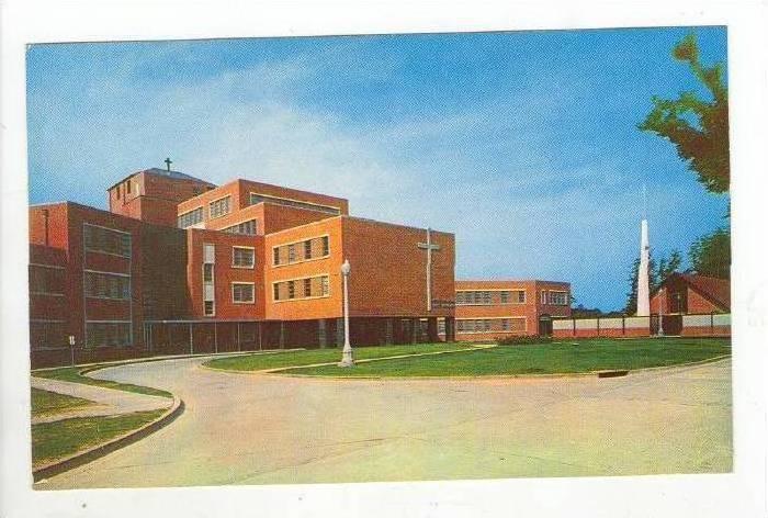 Mercy Hospital, Vicksburg, Mississippi, 1940-60s