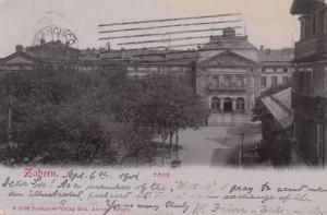 Zabern ( now Saverne), Germany (now France) , PU-1901 , Schloss