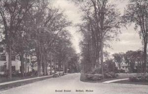 Maine Bethel Broad Street Albertype