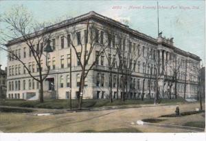 Indiana Fort Wayne Manual Training School 1908