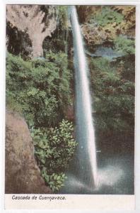 Cascada de Cuernavaca Mexico1905c postcard