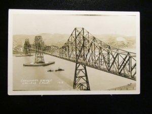 Carguinez Bridge,Vallego,California