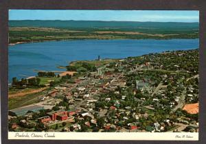 ON Aerial Pembroke Ontario Canada Carte Postale Postcard