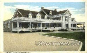 Country Club Hagerstown MD 1923