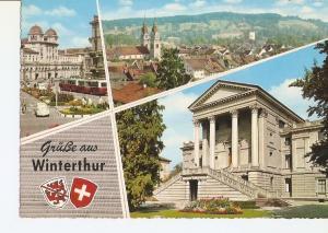 Postal 022280 : Gr?e aus Winterthur