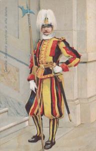 Military Uniforms Guardia Svizzeria pontificia in alta tentuta