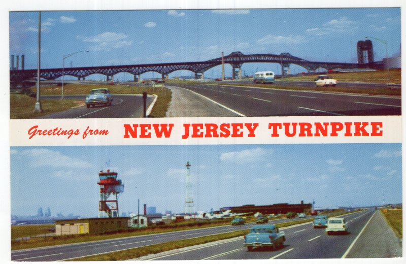 Greetings from New Jersey Turnpike