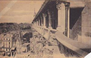 Chateau De Blois, Aile De Francois 1er, L'Attique, Blois (Loir et Cher), Fran...