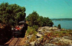 Connecticut Essex Valley Railroad Steam Locomotive #103