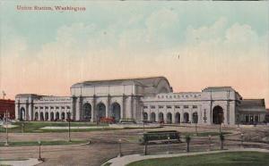 Union Station Washington D C  1912