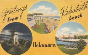 Greetings From Rehoboth Beach Delaware