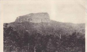 Table Rock, distant view from Little Switzerland, North Carolina, PU-1950