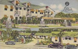 South Carolina Lady Lafayette Americas Most Unique Hotel Walterboro Lady Lafa...