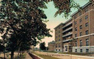 Canada Y.W.C.A Building Winnipeg Man. Canada 03.03