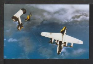 Air Loses,Airplane,WWII Postcard
