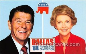 Republican National Convention Dallas, TX, USA Unused