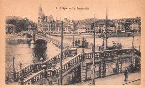 La Passerelle Liege Belgium Unused
