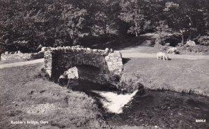 RP; LYNTON, Devon, England, Robber's Bridge, Oare