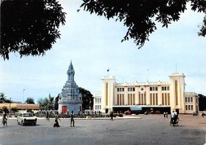 Stupa of the holy Relics of Cakyamoni Buddha Phnom Penh Cambodia, Cambodge Un...