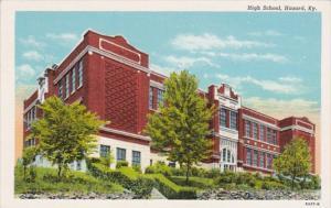 Kentucky Hazard High School Curteich
