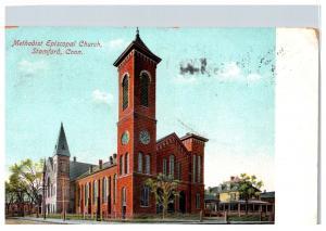 Connecticut Stamford ,  Methodist Episcopal Church