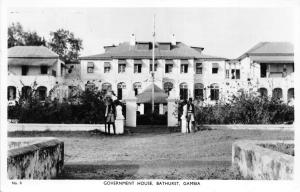 BG32766 government house bathurst gambia