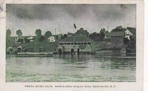 Theta sigma club, Smith & Miller Drug Co., Series, Baldwinsville, New York, P...