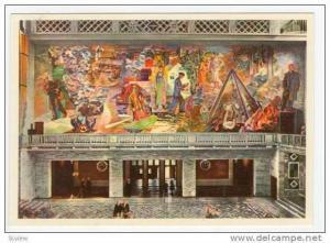 Norway, 50-60s  City Hall, OSLO, The Main Hall