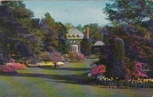 Sherwood Gardens Baltimore Maryland 1965