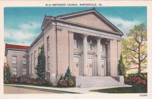 Virginia Martinsville Methodist Church